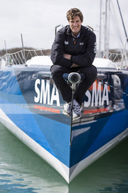 IMOCA - SMA - PAUL MEILHAT
