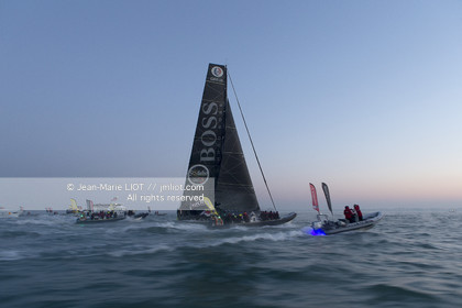 VENDEE GLOBE 2016-2017 - ALEX THOMSON, SECOND