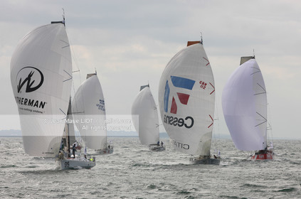 NORMANDY CHANNEL RACE 2012